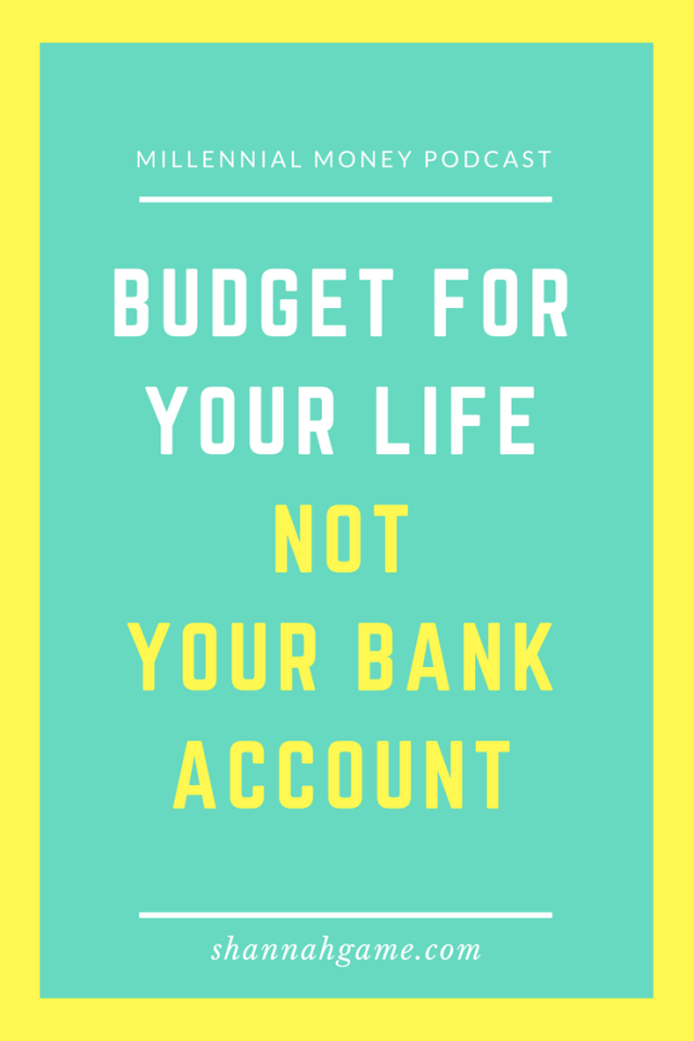 Did you know that Johnny Depp was spending $2 million a month? What? You don't need to be mega rich to outspend your bank account, but no matter what, you've got to learn how to budget for your life.