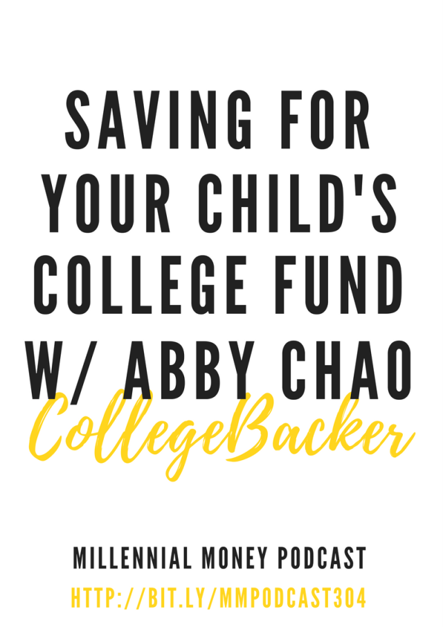 Find out tips to save for your child's college fund.