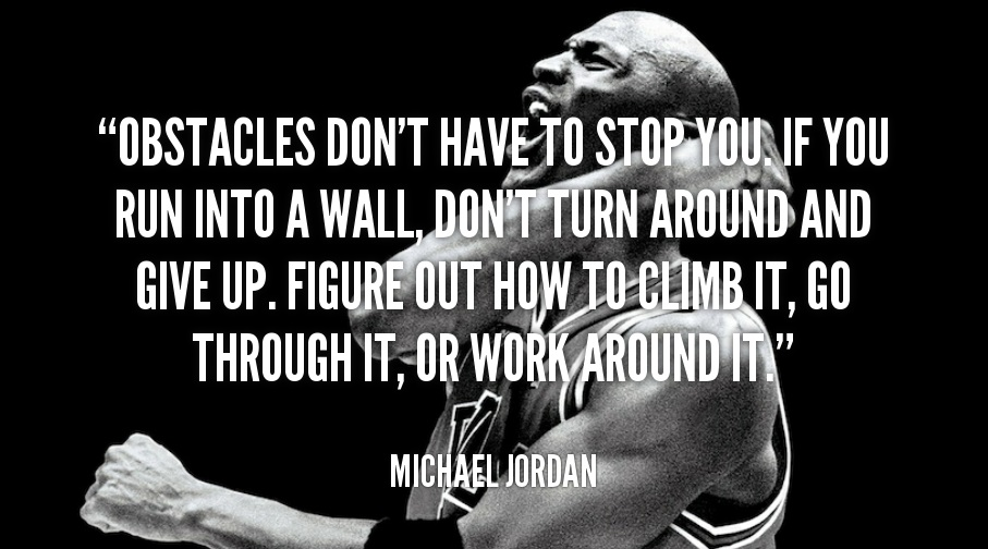 MOTIVATIONAL LESSONS BY MICHAEL JORDAN