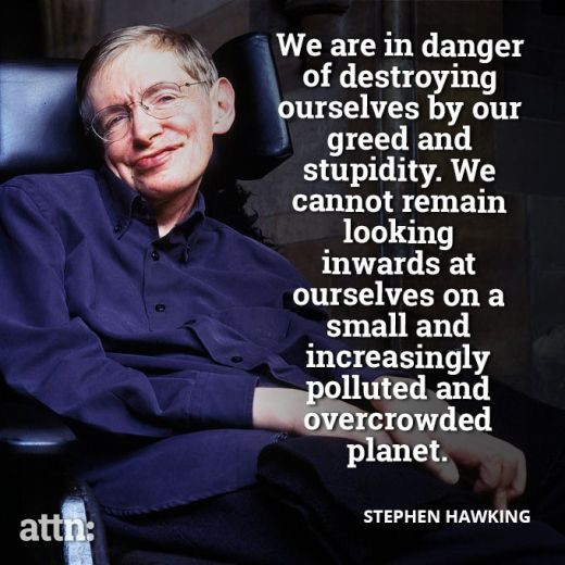 Stephen Hawking's quote 1