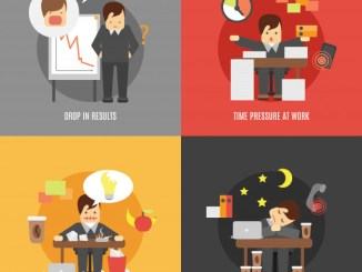 Coping With Stress At Work - Is Food The Answer