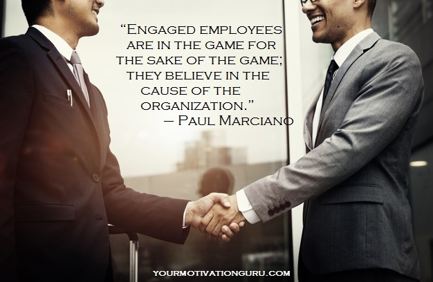Inspirational Employee Engagement Quotes