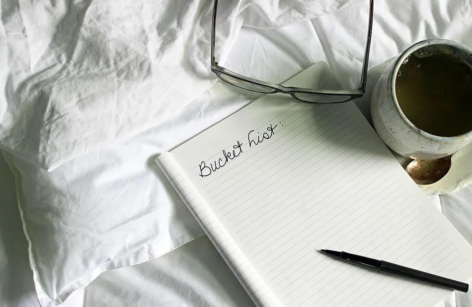Making and Accomplishing Your Retirement Bucket List