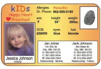 Indiana state id card