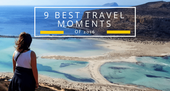 9 Best Travel Moments of 2016
