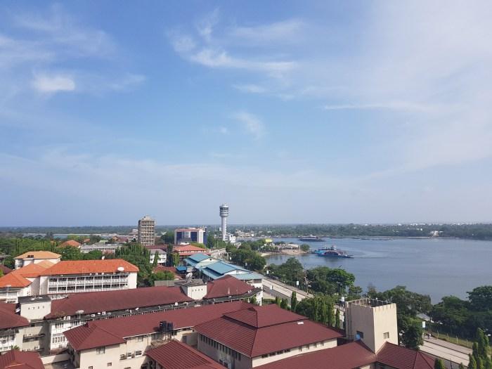 Rooftop Bars Dar es Salaam