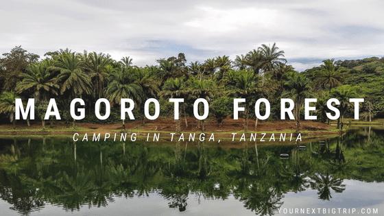 Camping in Tanga