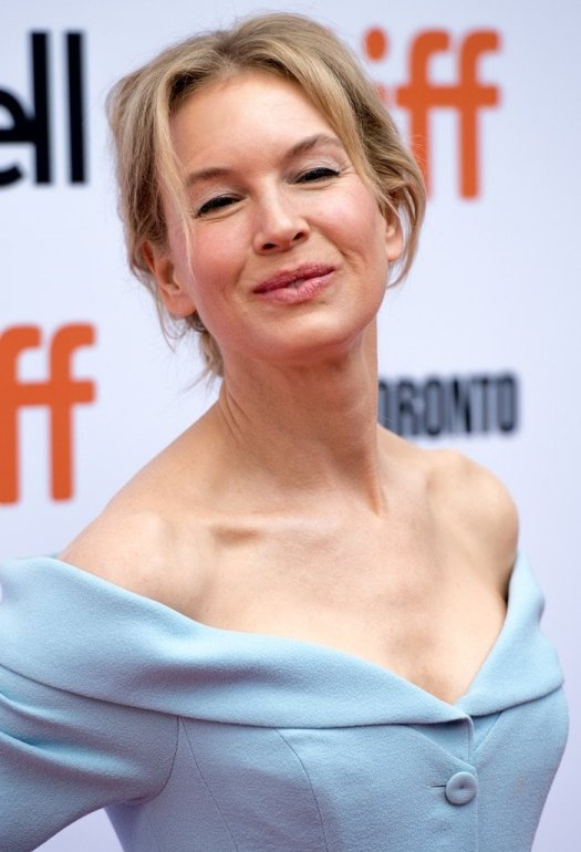 Renee Zellweger at the premiere of Judy during the 2019 Toronto International Film Festival