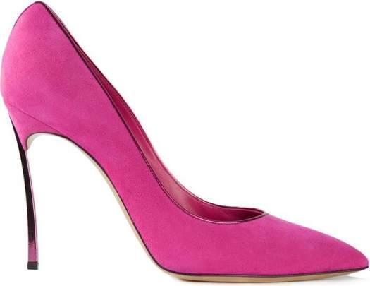 Casadei Blade Pink