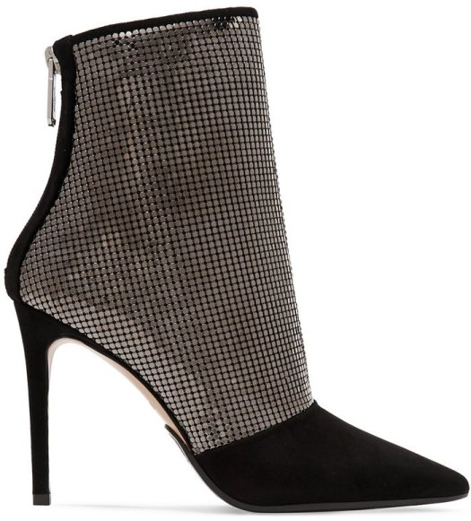 Balmain's boots have a real noughties feel to them