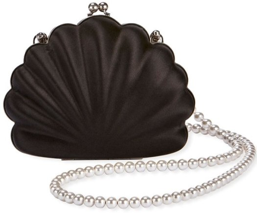 Spanish brand Balenciaga invites you to dream with the Beads Shell pouch