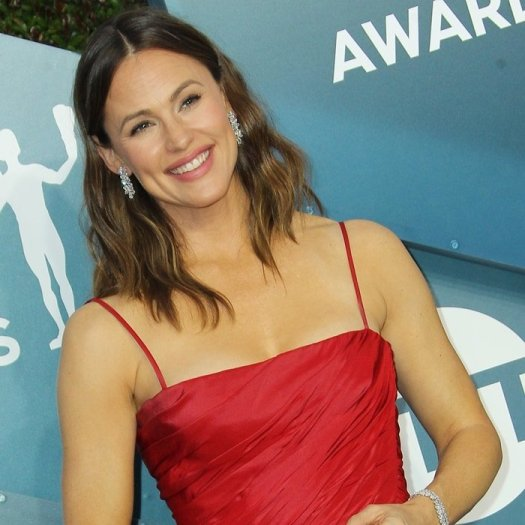 Jennifer Garner was the picture of sophistication in more than 80 carats worth of Harry Winston diamonds