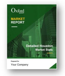 Customized Houston commercial real estate market report
