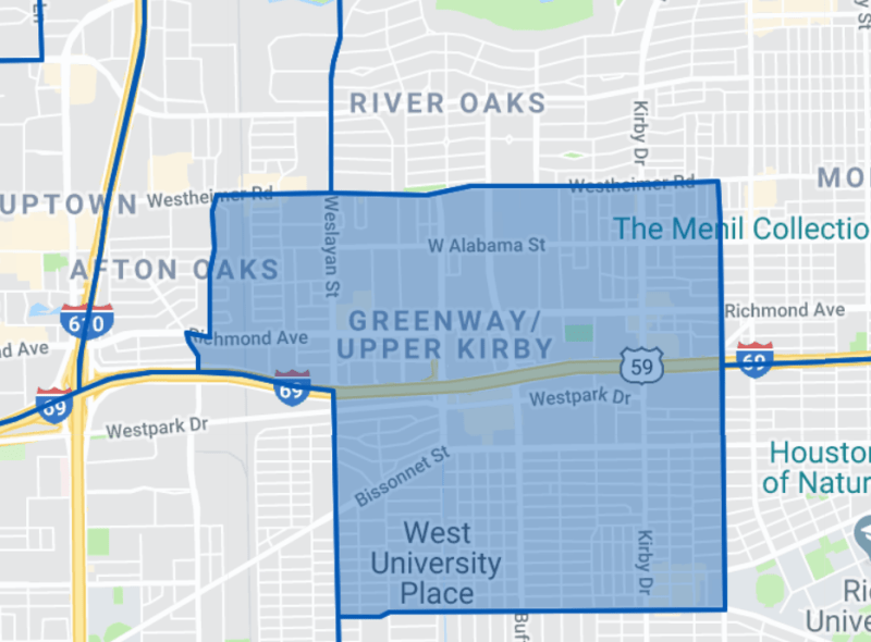 Greenway Plaza Houston Office Market Overview