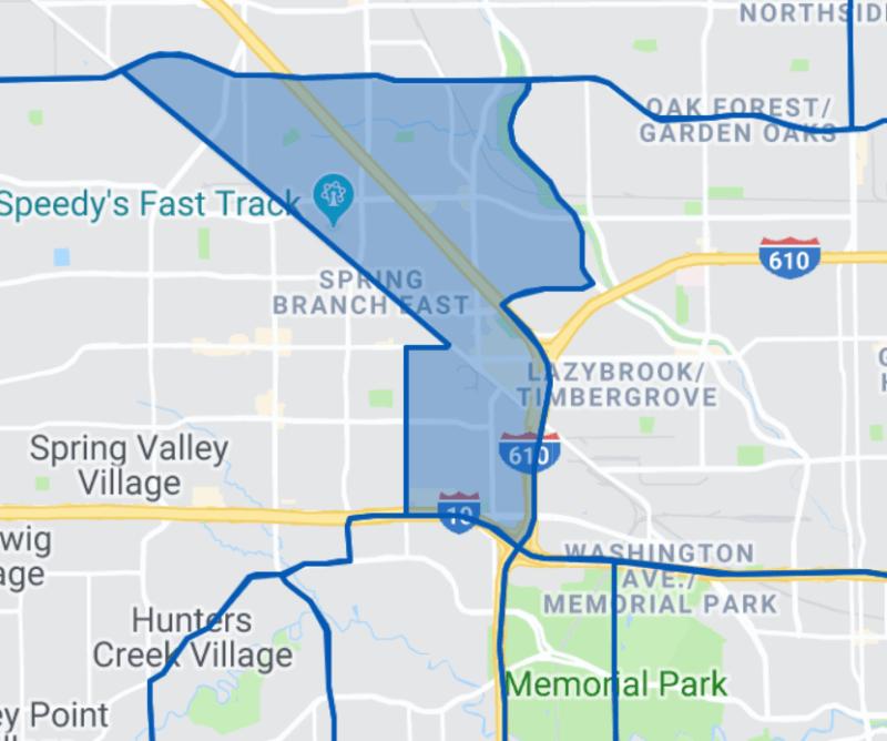 Northwest Near Houston Office Market Overview