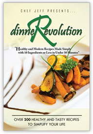Dinnerevolution Digital Cookbook Giveaway