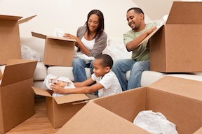 Five Moving Tips to Create a Fresh Green Clean Start