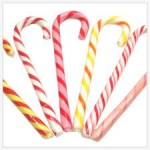 Christmas Candy Cane Craft For Kids