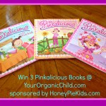 Summer Reading Giveaway- Win 3 Pinkalicious Books