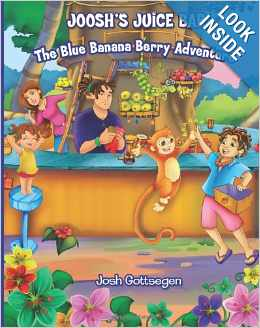Video Review of Joosh's Juice Bar, The Blue Banana Berry Adventure