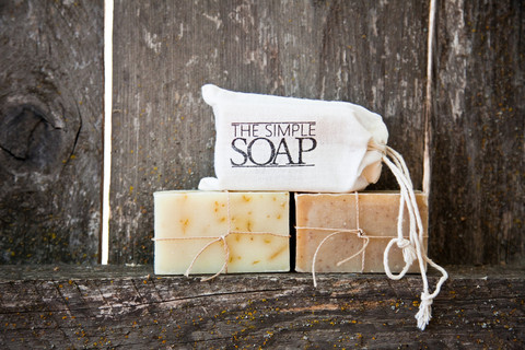 Simple Soap 3 Bar Giveaway