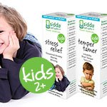 Product Review: Siddha Cell salts + flower essences for kids