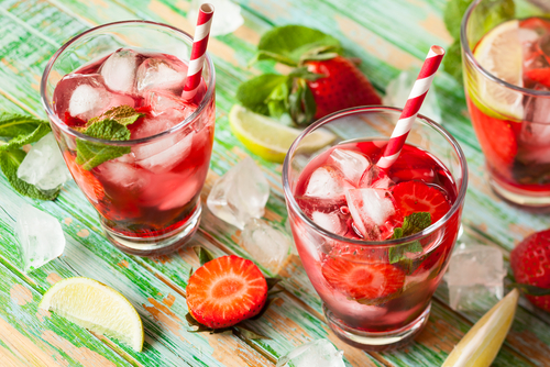 Sugar Free Summer Drink Recipes