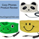 Cozy Phones Headphones review