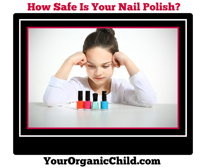 Is Your Nail Polish Causing Health Problems?
