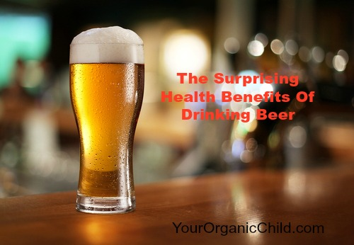 16 Surprising Health Benefits of Drinking Beer