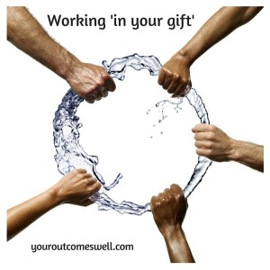 Working 'in your gift'