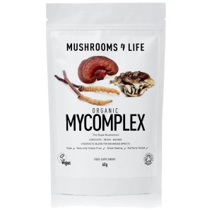 Mushrooms4Life-Biologische-paddenstoel-Mycomplex-Poeder