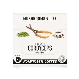 cordycaps adaptogen coffee