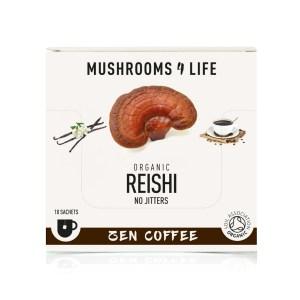 reishi zen coffee