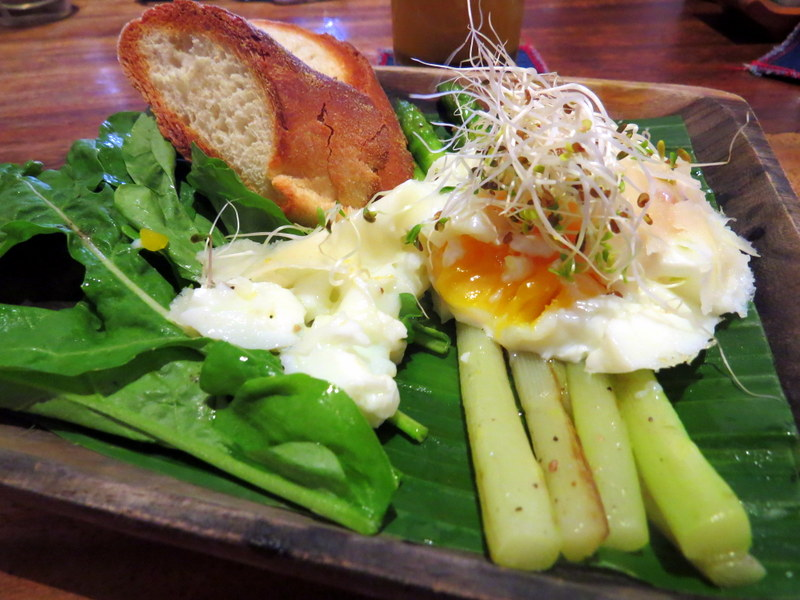 Kafe best restaurants in Ubud