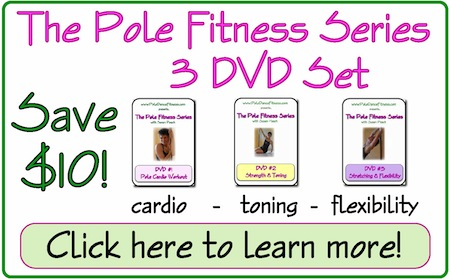 Pole Dancing DVDs