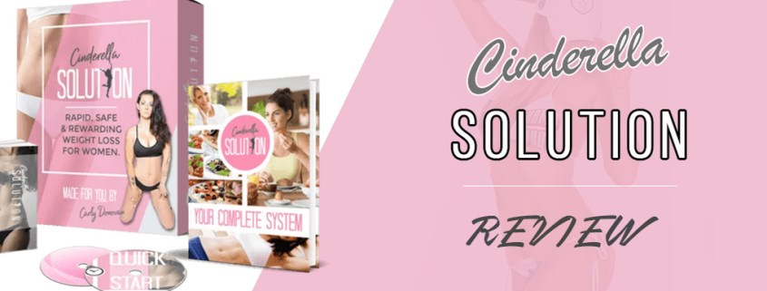 Cinderella Solution  Diet Used Amazon