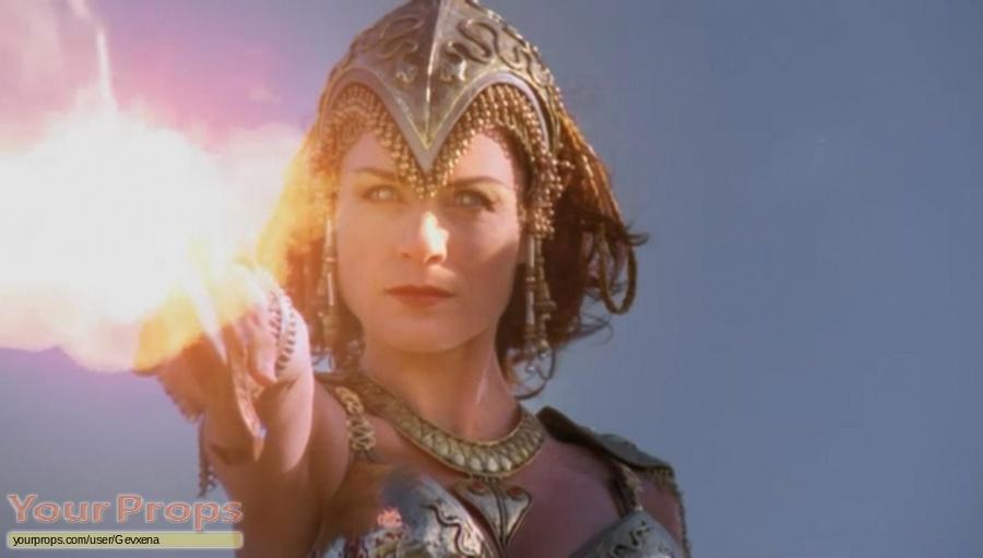 Authentic Xena Warrior Princess Props