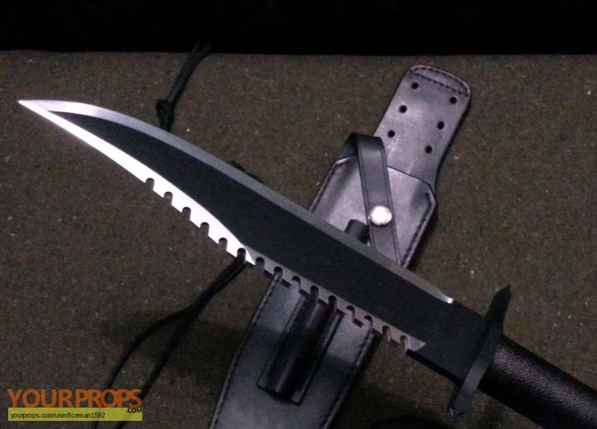 Rambo: First Blood Part 2 Handmade LILE Tribute Knife by ...