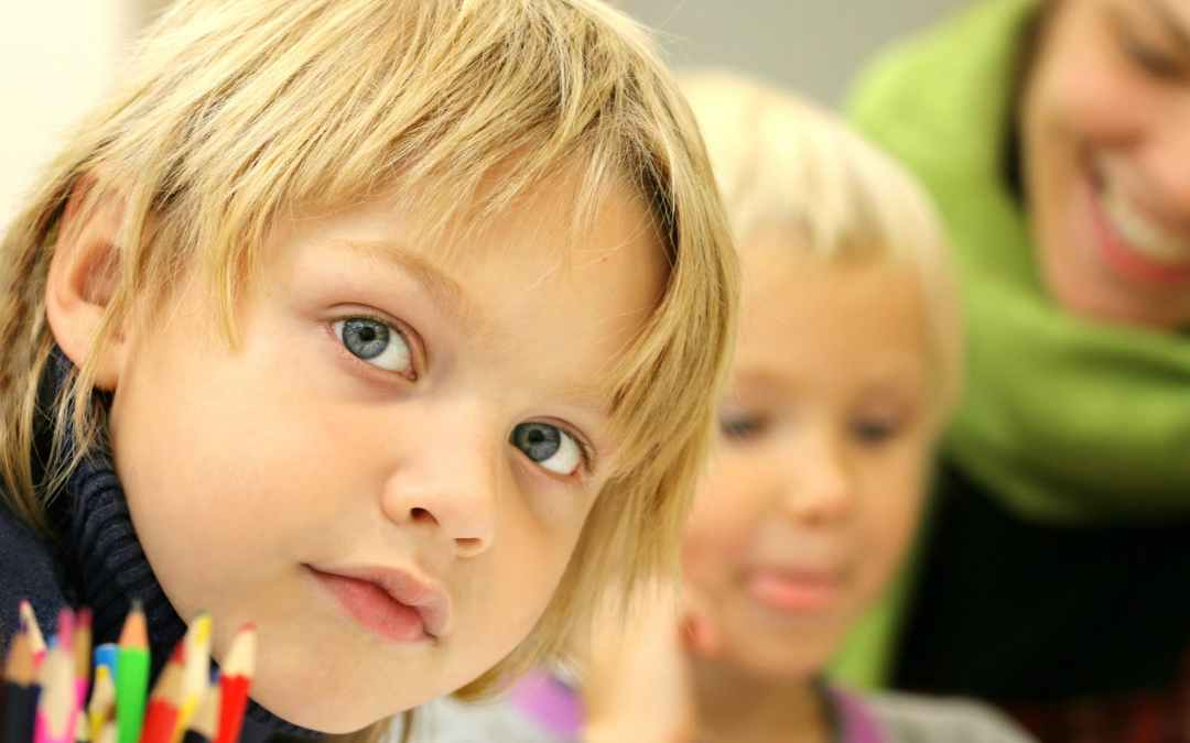 Teaching children with insecure attachment