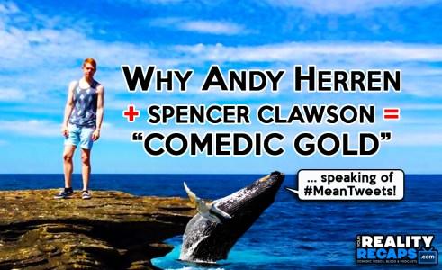 Andy, Spencer & Amanda Blog