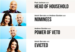 BBCAN2 Week 1 Results