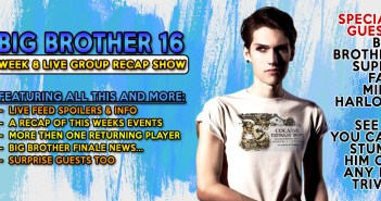 BIG BROTHER 16: Week 8 Show & Live Feeds Recap with Mike Harlow