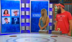 Donny Thompson and Nicole Franzel reveal their nominations on Big Brother 16 Episode 18