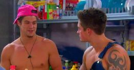 Caleb Reynolds tells Zach Rance he is worse off than him in Big Brother 16
