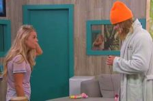 Nicole Franzel confronts Hayden Voss about the lies on Big Brother 16 episode 19