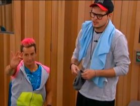 Nominations are deteremined by the Skittle in Big Brother 16 episode 24