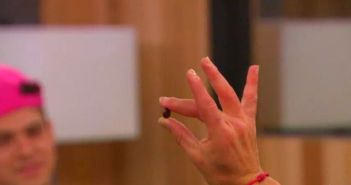 Nominations were determined by the skittle on Big Brother 16 epsiode 24