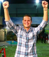 Congratulations Derrick Levasseur is the winner of Big Brother 16