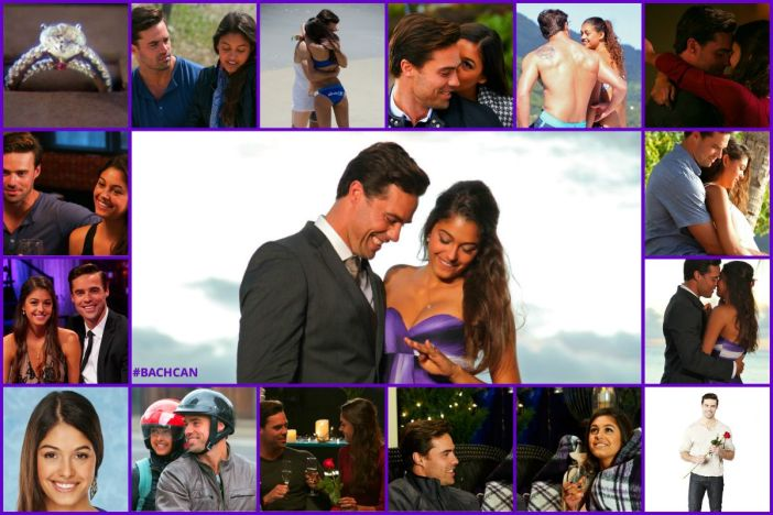 Happy Memories of Tim Warmels and April Brockman on The Bachelor Canada 2